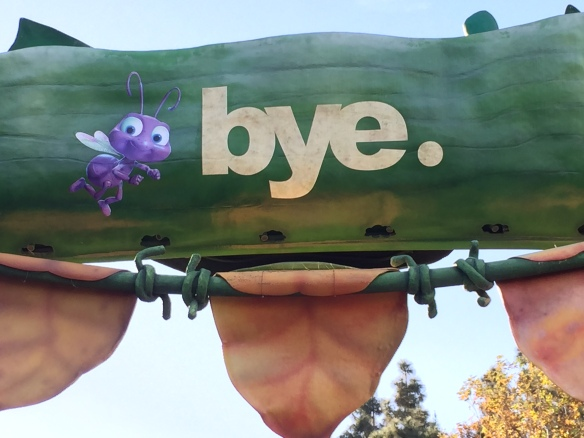 Bug bye