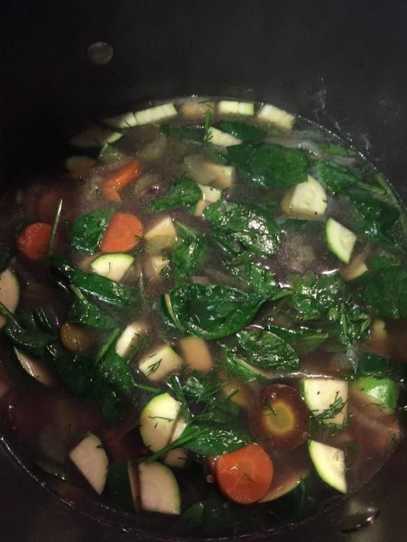 clean soup
