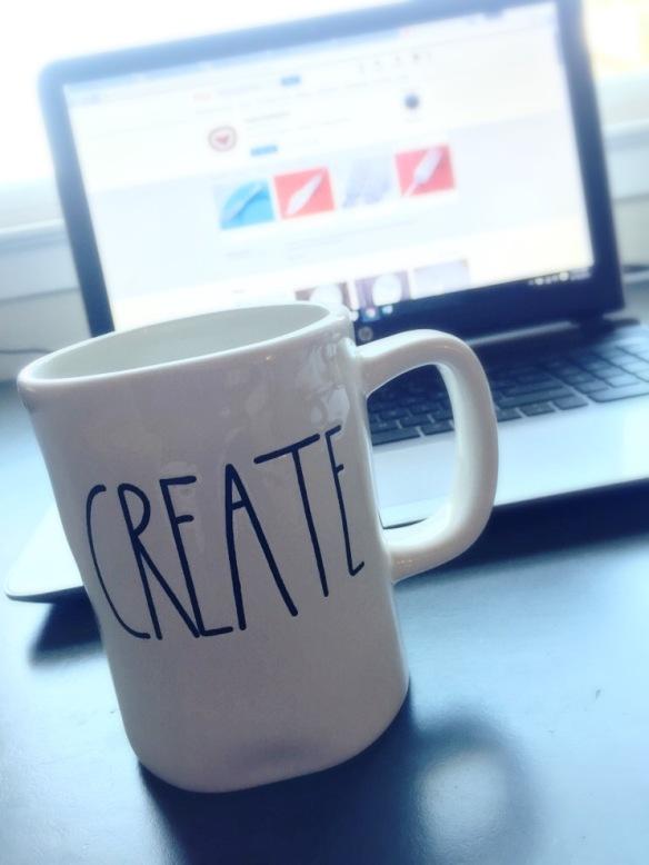 JP create mug