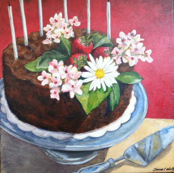 TCW cake